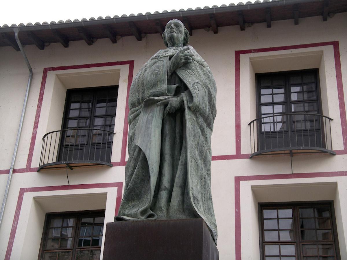 Alexandre VI, segons Manuel Boix. Gandia.