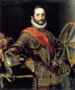 Francesco II della Rovere retratat per Federico Barocci