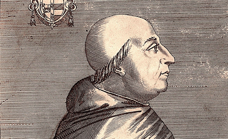 Alexandre VI segons un gravat d'autor desconegut conservat a la Biblioteca Nacional de España