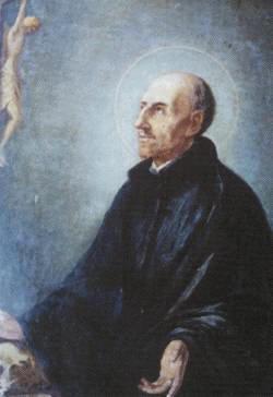 Sant Francesc de Borja.