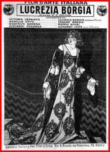 1 Lucrezia Borgia 1912