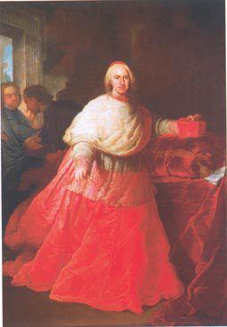 El cardenal Carles de Borja.