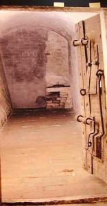 La presó de Giulio d'Este al castell de Ferrara.