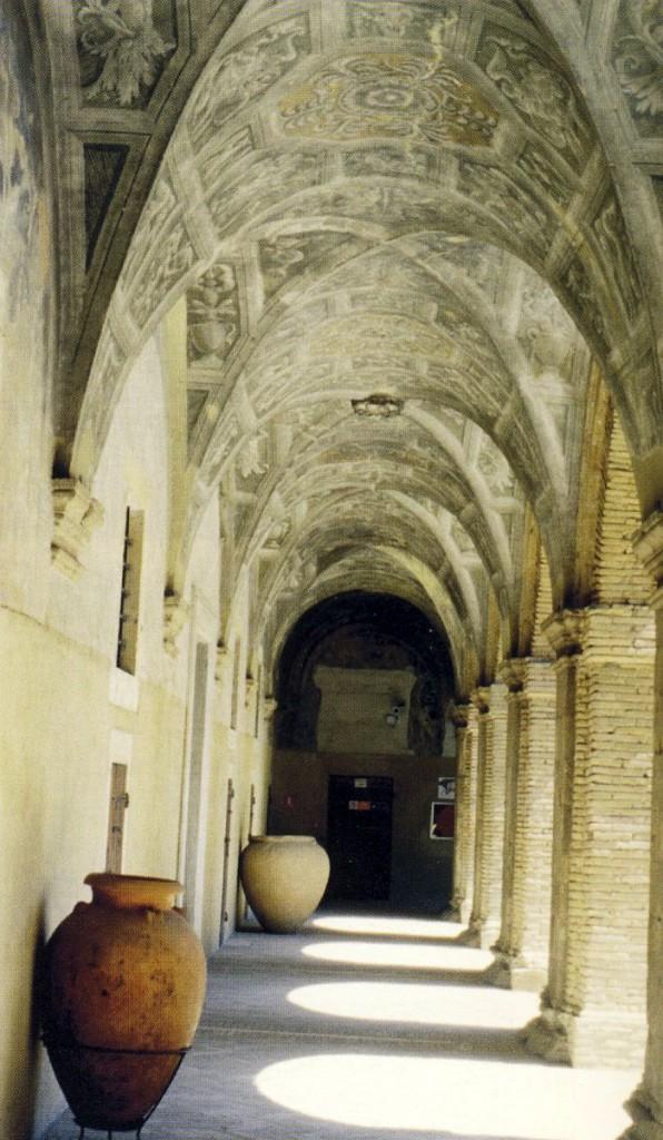 Rocca borgiana (Civita Castellana).
