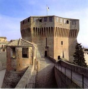 Pesaro. Rocca Costanza.