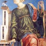 Belfiore. Musa Urània. Ferrara, Pinacoteca Nazionale.