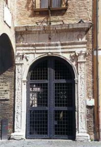 Fano, Arco Borgia-Cybo.