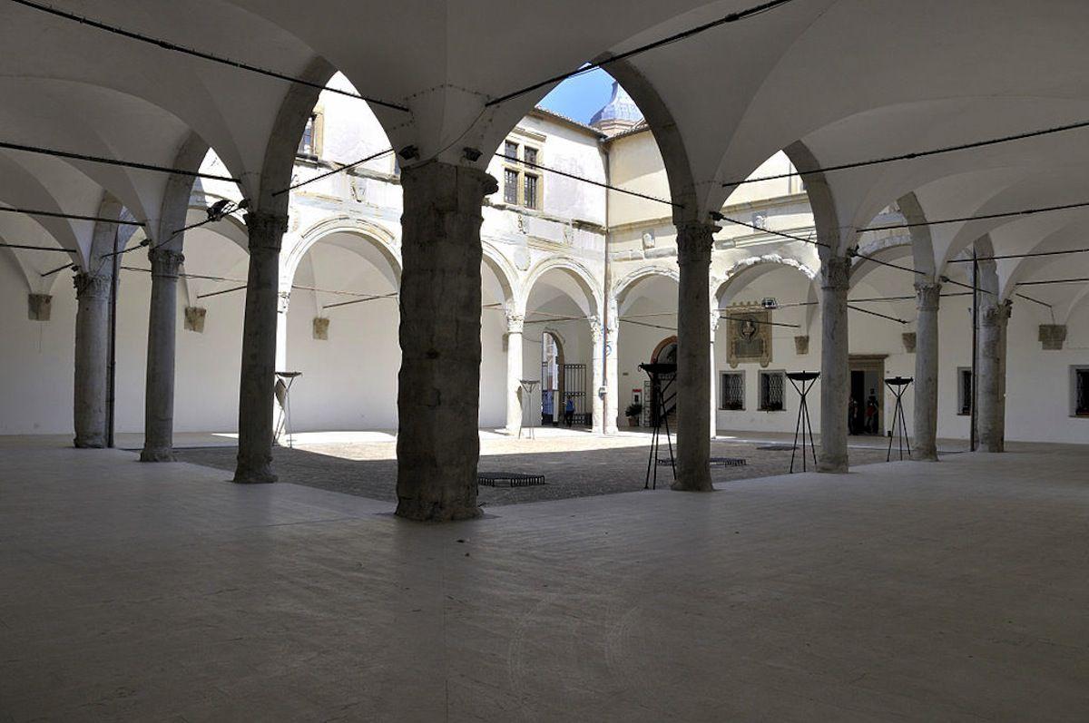 Palau ducal de Camerino.
