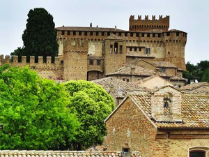 Castell de Gradara.
