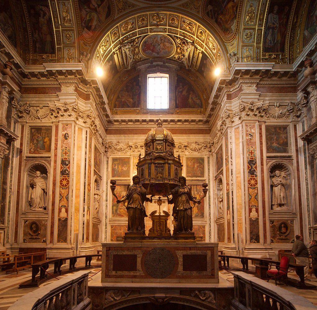 Santa Maria Maggiore.
