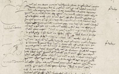 """""""Papa Alexander VI, dominus beneficiorum"""": Es fa pública la base de dades sobre documentació borgiana conservada a l'Arxiu Secret del Vaticà"""