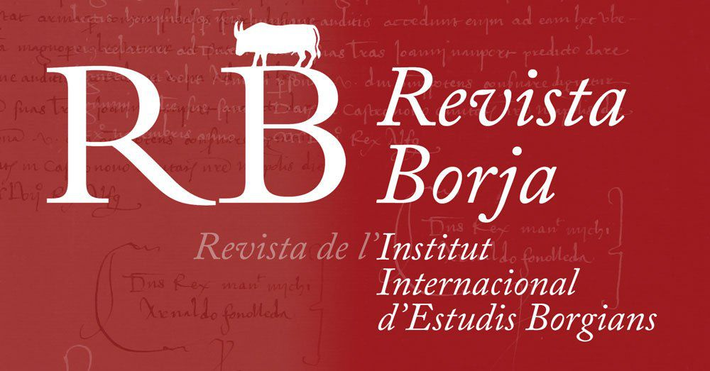 Revista Borja