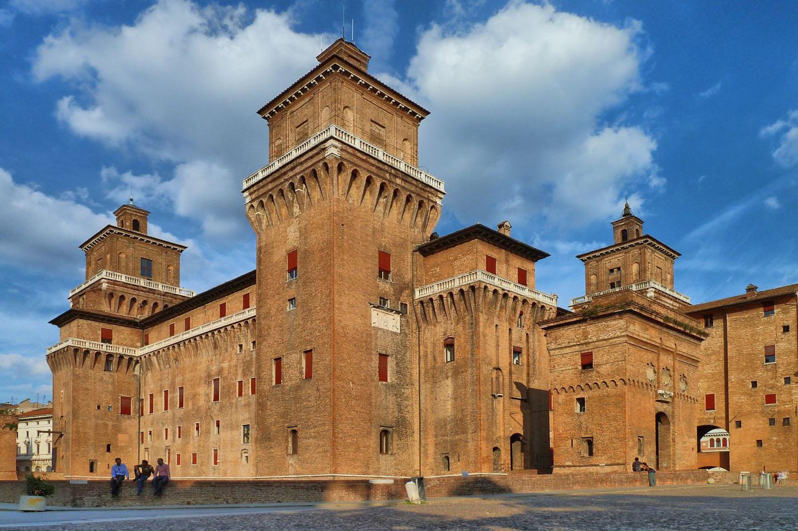 Castell de Ferrara