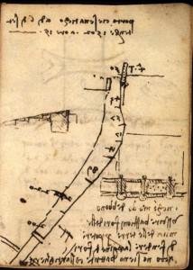 Cesenatico, el port segons Leonardo.