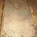 Tomba I, d'Hèrcules II, fill d'Alfons I i de Lucrècia Borja.