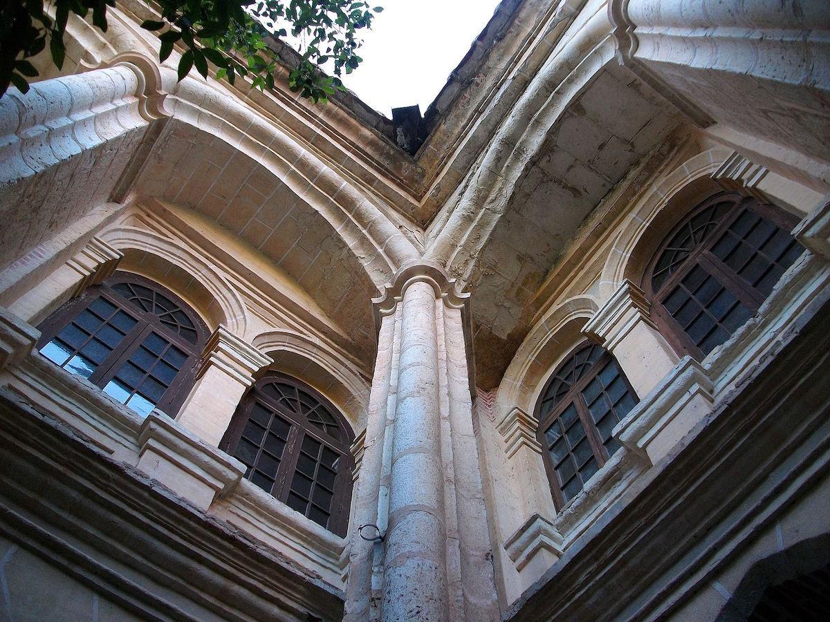 Sant Jeroni de Cotalba. Font: Wikimedia Commons.