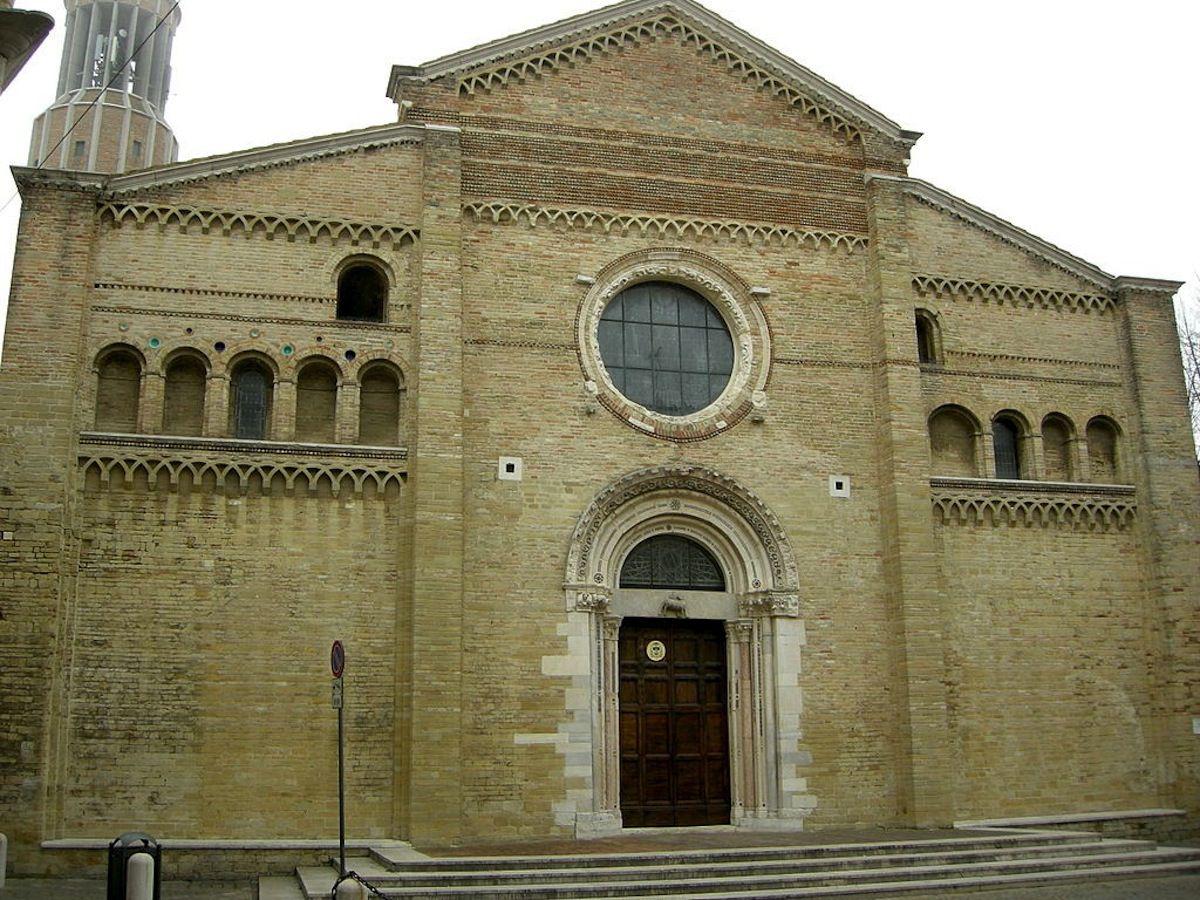 Catedral de Fano.