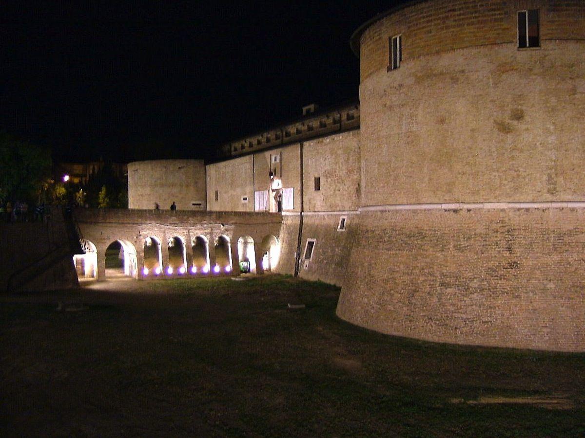 Pesaro, Rocca Costanza.