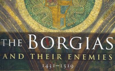 Déu, un altre llibre sobre els Borja!