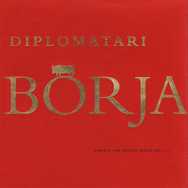 Diplomatari Borja