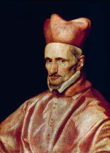 El cardenal Gaspar de Borja, virrei de Nàpols (Velázquez).