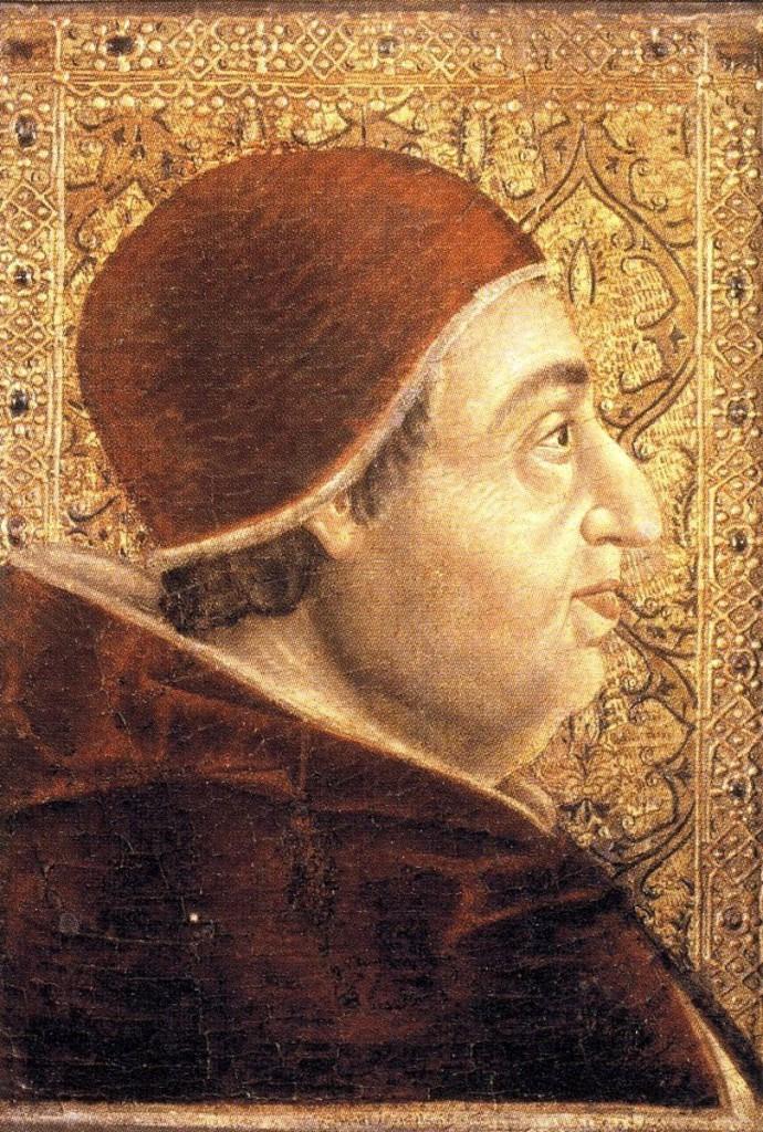 Roderic d'Osona (atrib.), Alexandre VI.