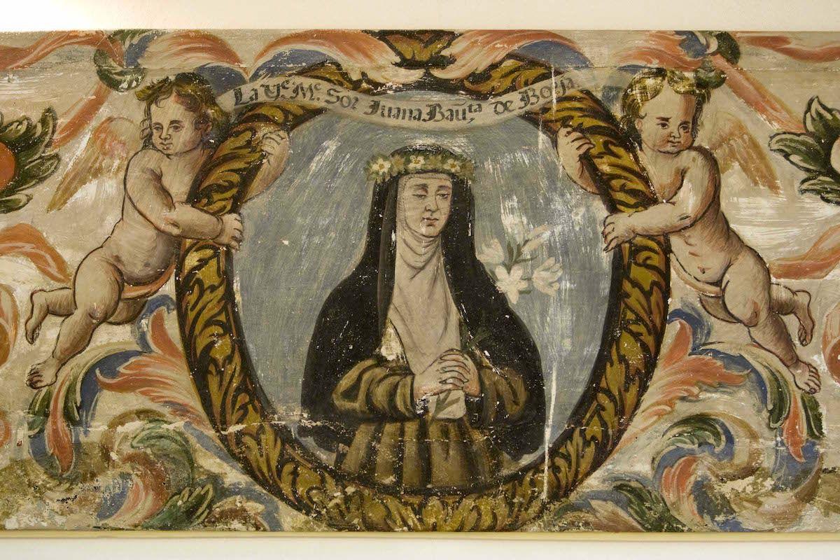 Sor Joana Baptista de Borja.