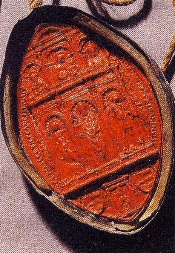 Gran segell de Subiaco.