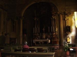 Capella de Corpus Domini.