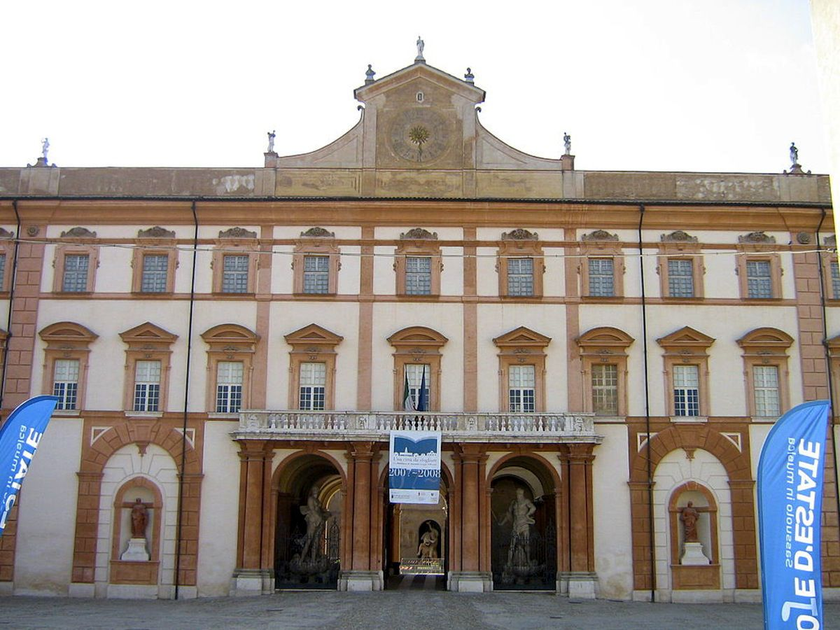 Palau ducal de Sassuolo.