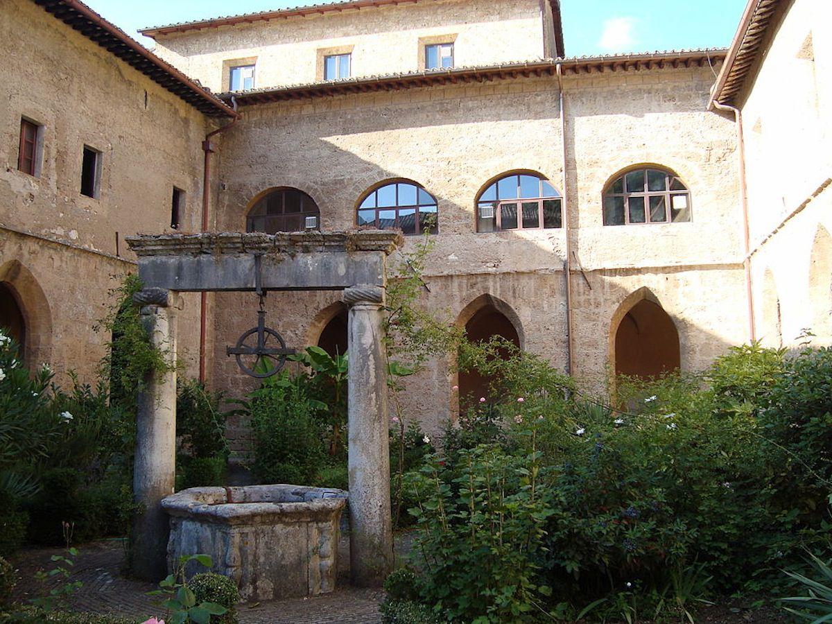 Abadia de Subiaco.