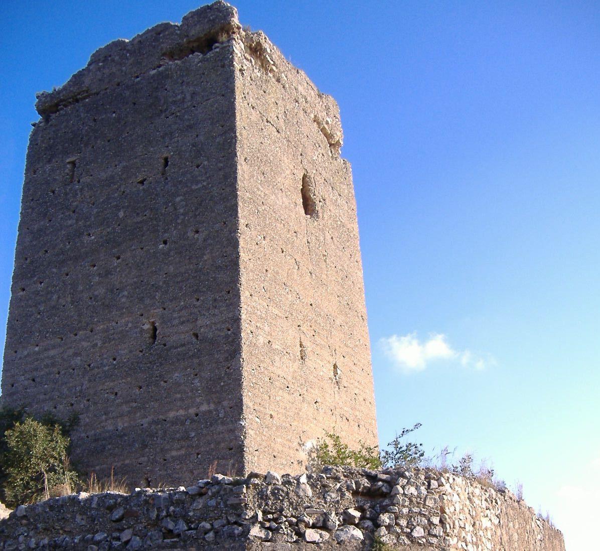 Torre d'Alèdua.