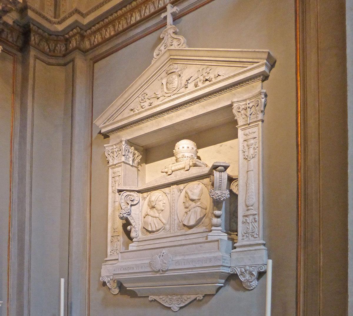 sepulcre de-calixt-III-a-S-M-in_montserrato