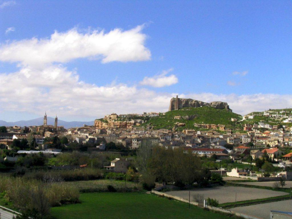 Borja (Aragó). Font: Wikimedia Commons