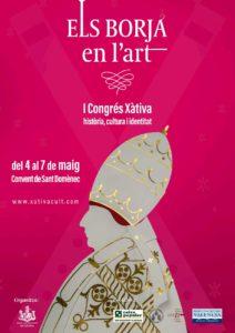Xàtiva, congrés Els Borja en l'art