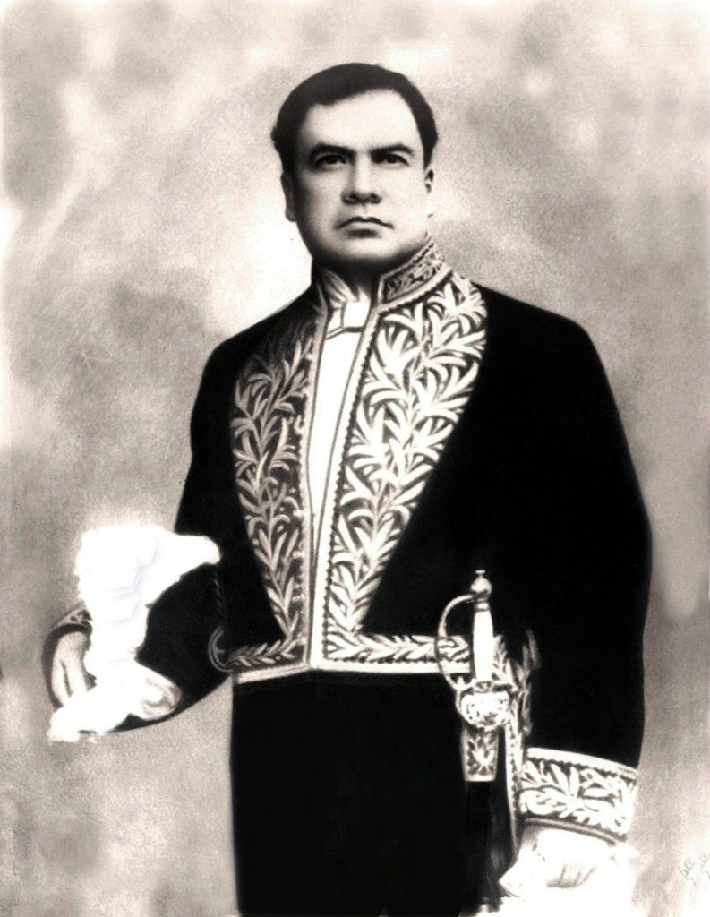 Rubén Darío. Font: Wikimedia Commons