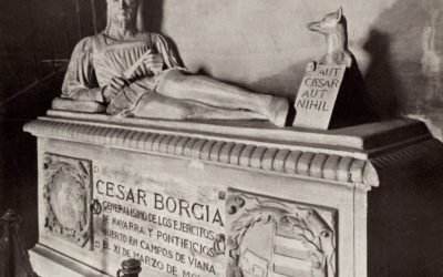 The Downfall and the Death of Cesare Borgia
