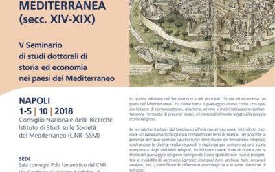 La base de dades Documentació borgiana de l'ASV al seminari Paesaggio religioso nell'Europa mediterranea (secc. XIV-XIX) (Nàpols)