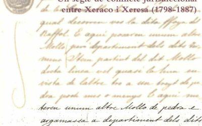 El manuscrit de Xeraco